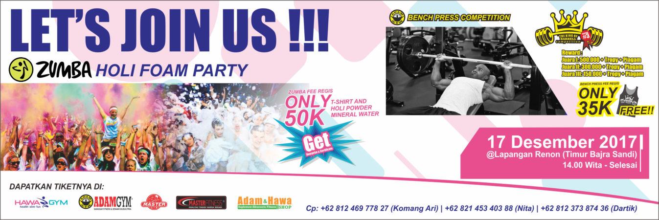 zumba-holi-foam-party