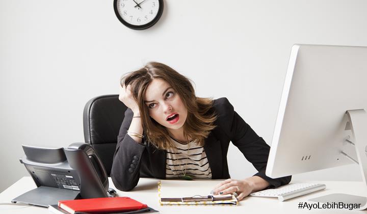 cara mengatasi kejenuhan saat bekerja