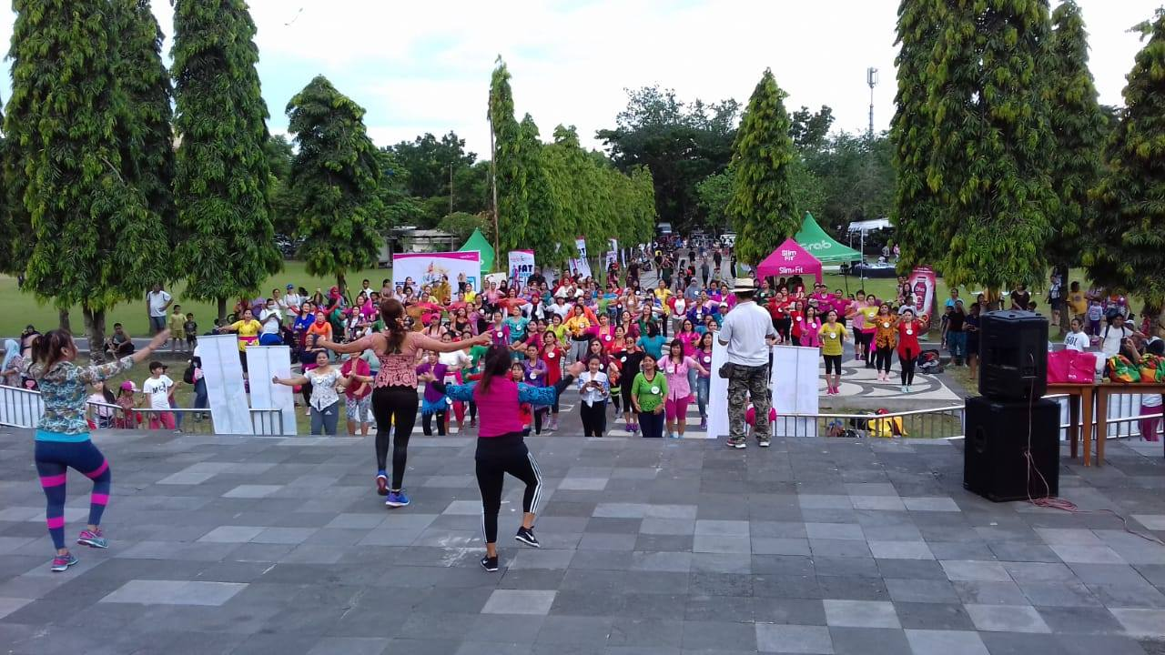 kartini bali - fun aerobik - hawa gym indonesia 2018